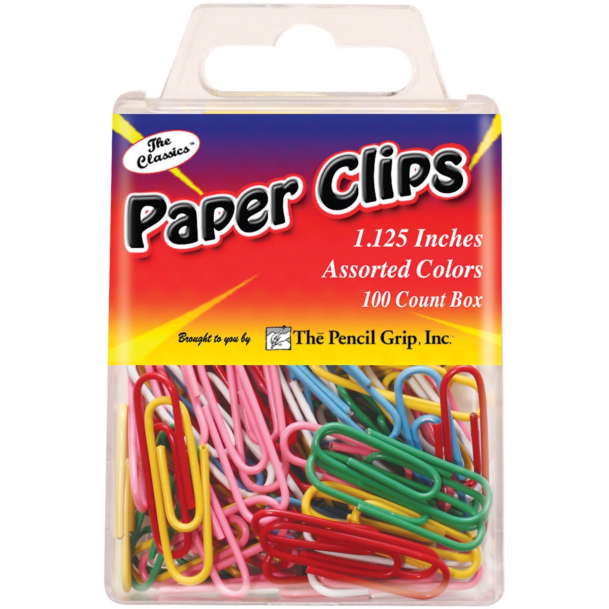 X TPG 223 PAPER CLIPS