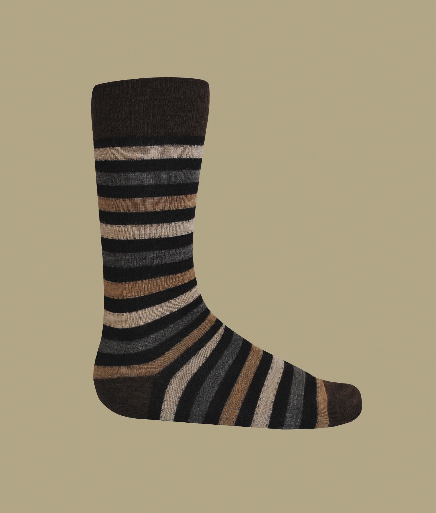 MULTI STRIPES SOCKS, MEN'S C003