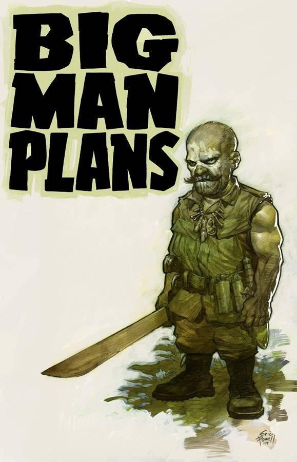 Big Man Plans TP