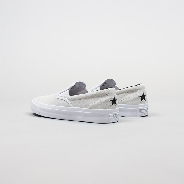 Converse CONS One Star CC Slip On White