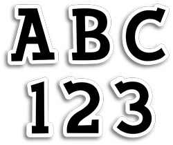 X DC CTP 4392 FANCY BLACK 1