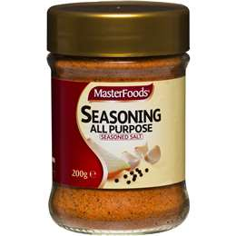 Masterfoods Seasoning All Purpose 200g