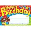 T 81049 HAPPY BIRTHDAY BAKESHP AWARD