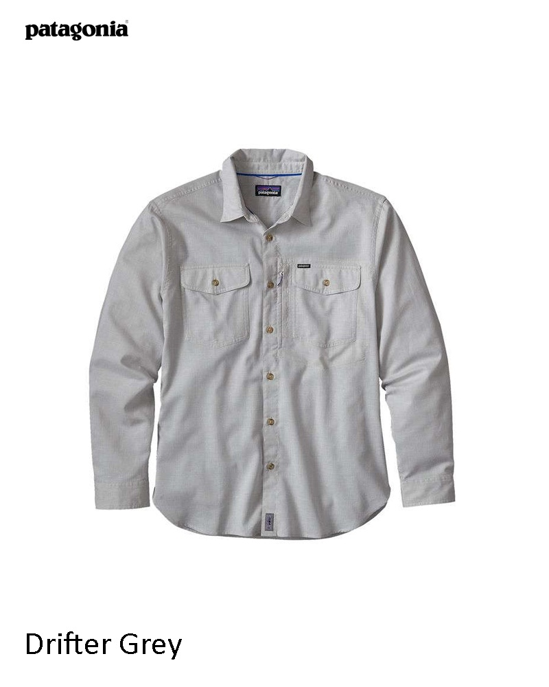 Patagonia Men's Long Sleeve Cayo Largo Shirt