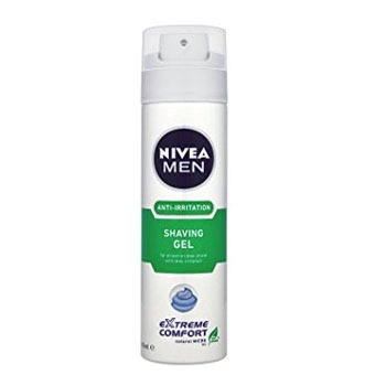 NIVEA MEN EXTREME COMFORT SHAVING GEL 200ML