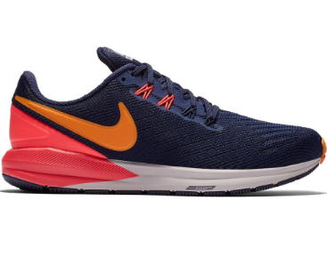 44184e2809a0 W Nike Air Zoom Structure 22 Navy
