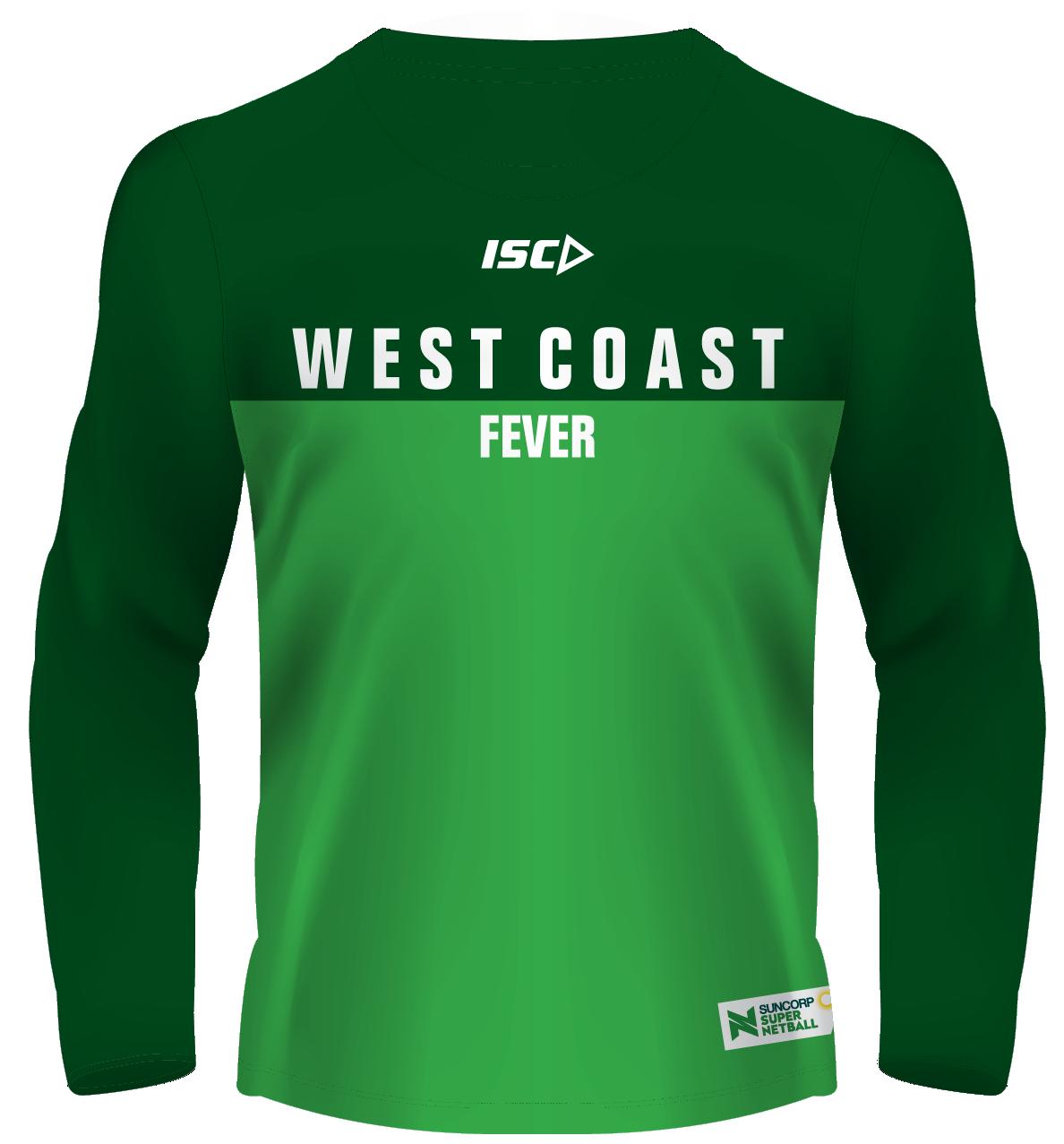 WCF Adult Long Sleeve Top