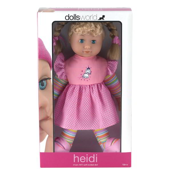 DOLL'S WORLD HEIDI