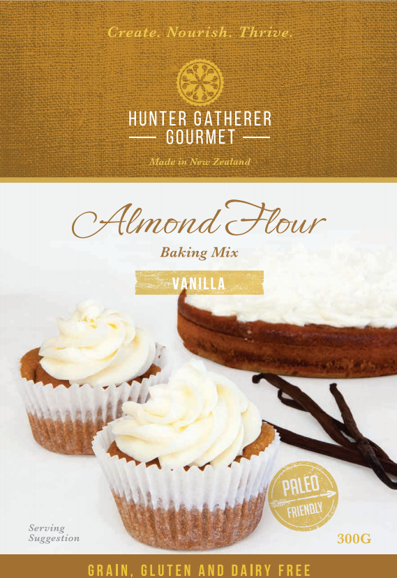 Hunter Gatherer Gourmet Vanilla Baking Mix