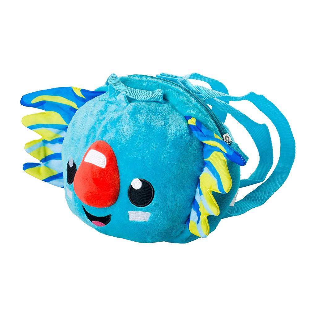 Borobi Mascot Plush Backpack
