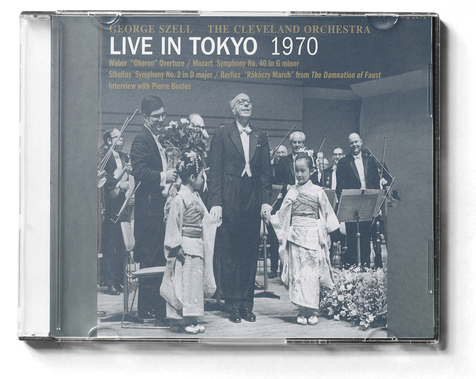 Live in Tokyo  1970