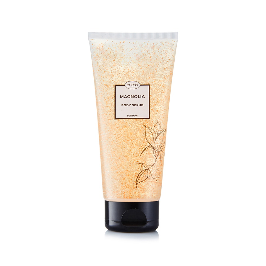 Magnolia Florals Body Scrub 200ml