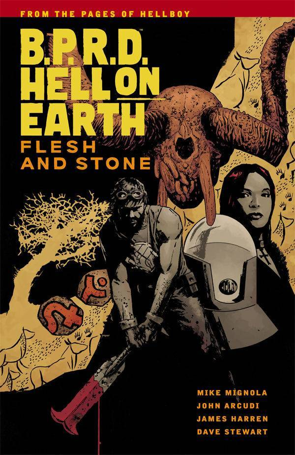 BPRD Hell On Earth Vol 11 Flesh and Stone