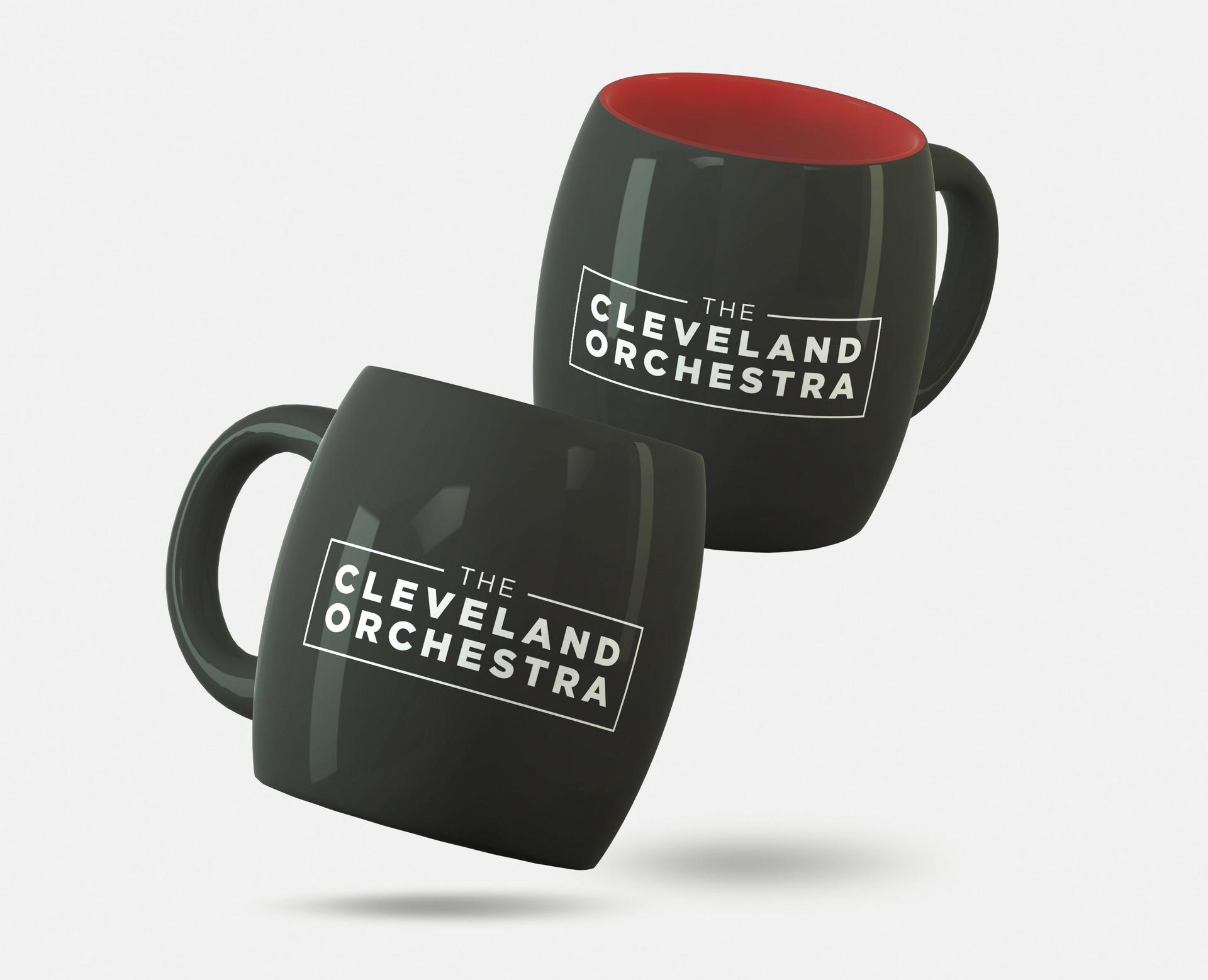 Cleveland Orchestra Logo Mug