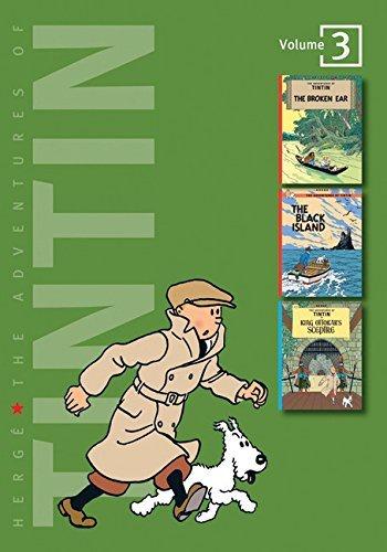 Adventures Of Tintin Vol 03