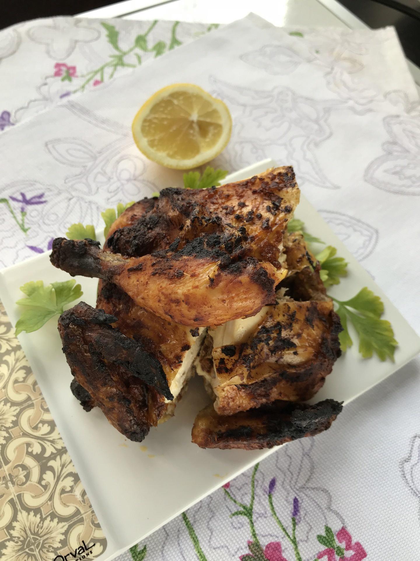 2018-04-22 African Chicken 非洲雞