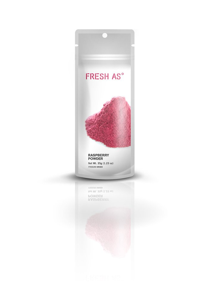 Fresh As Raspberry Powder 35g