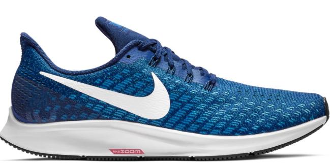 Nike Air Zoom Pegasus 35 Blue | Mens Footwear | Runzone speciailist ...