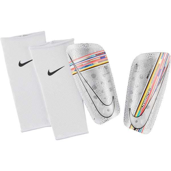 Nike Mercurial Lite White/Multi-Colour/Black/White