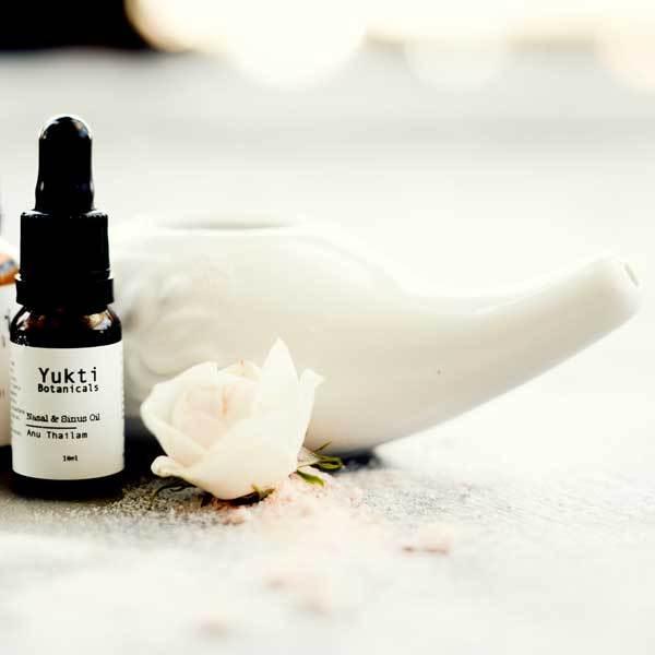 Yukti Anu Thailam - Nasal & Sinus oil