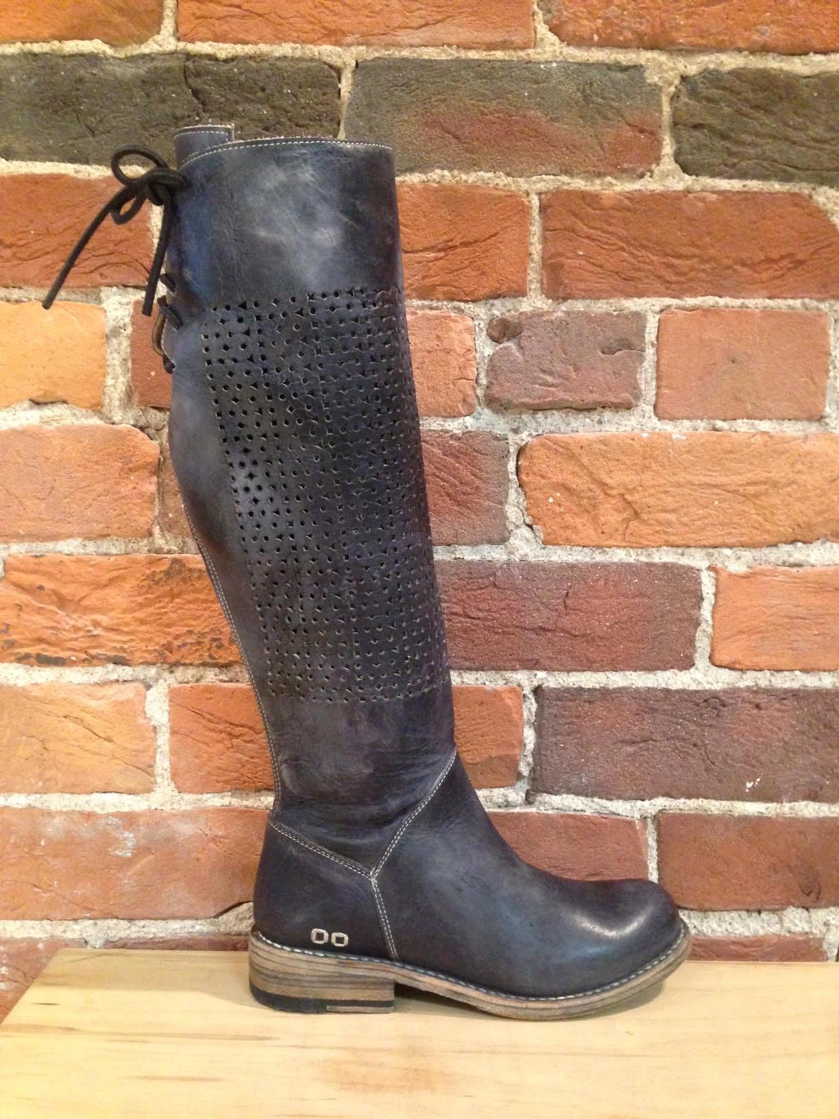 bed stu - cambridge black driftwood - the urban shoe myth
