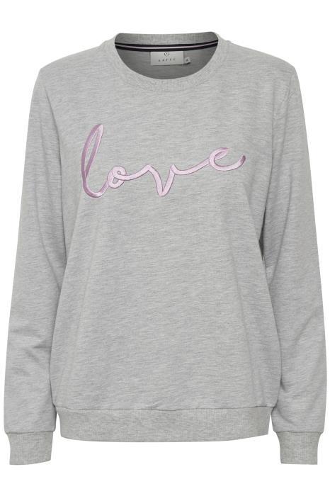 Kaffe Love Sweatshirt 2953