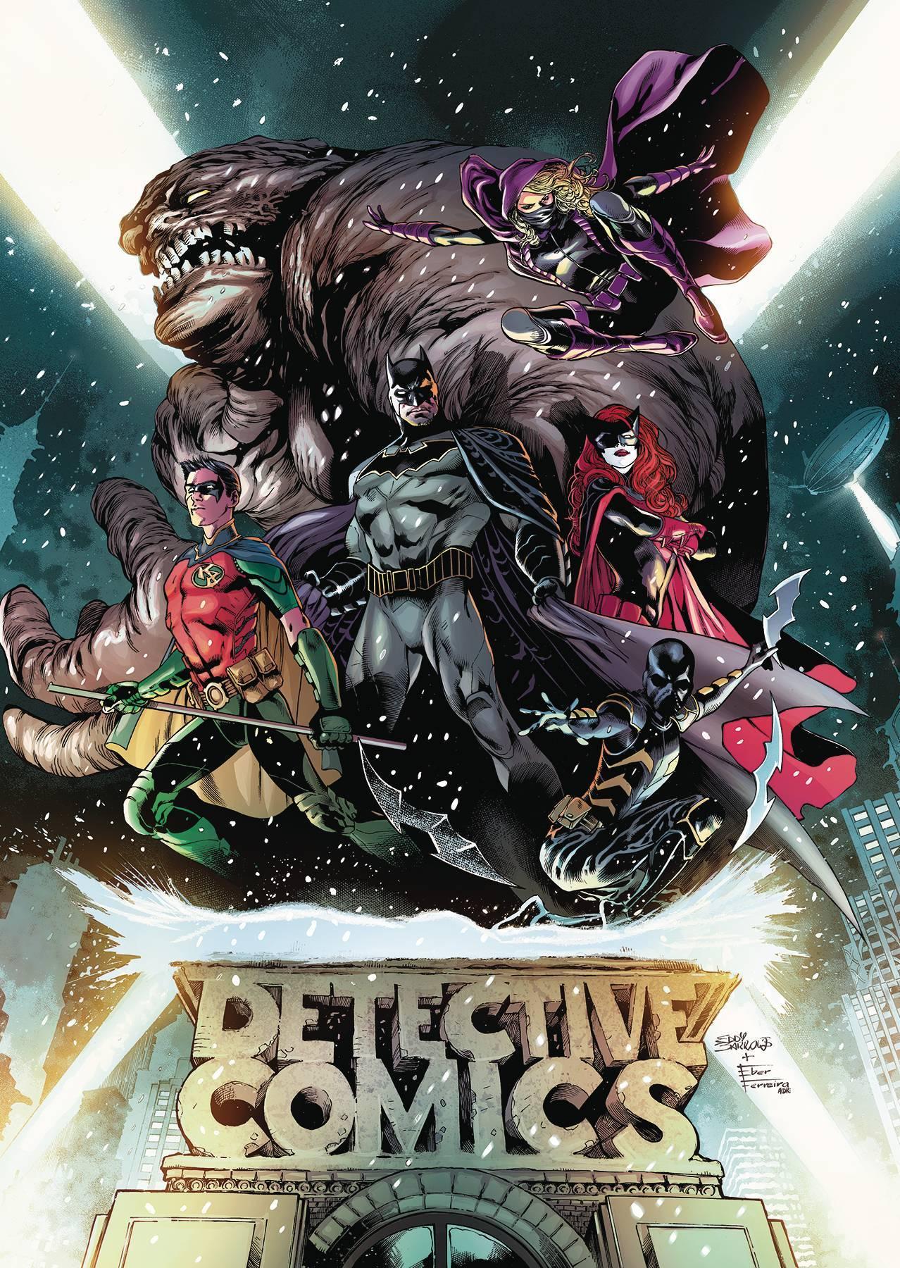 Batman Detective Comics Vol 01 Rise Of The Batmen (Rebirth)