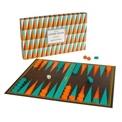 Ridley's Backgammon Set - ADORN - Home | Lifestyle | Gifts in the US Virgin Islands