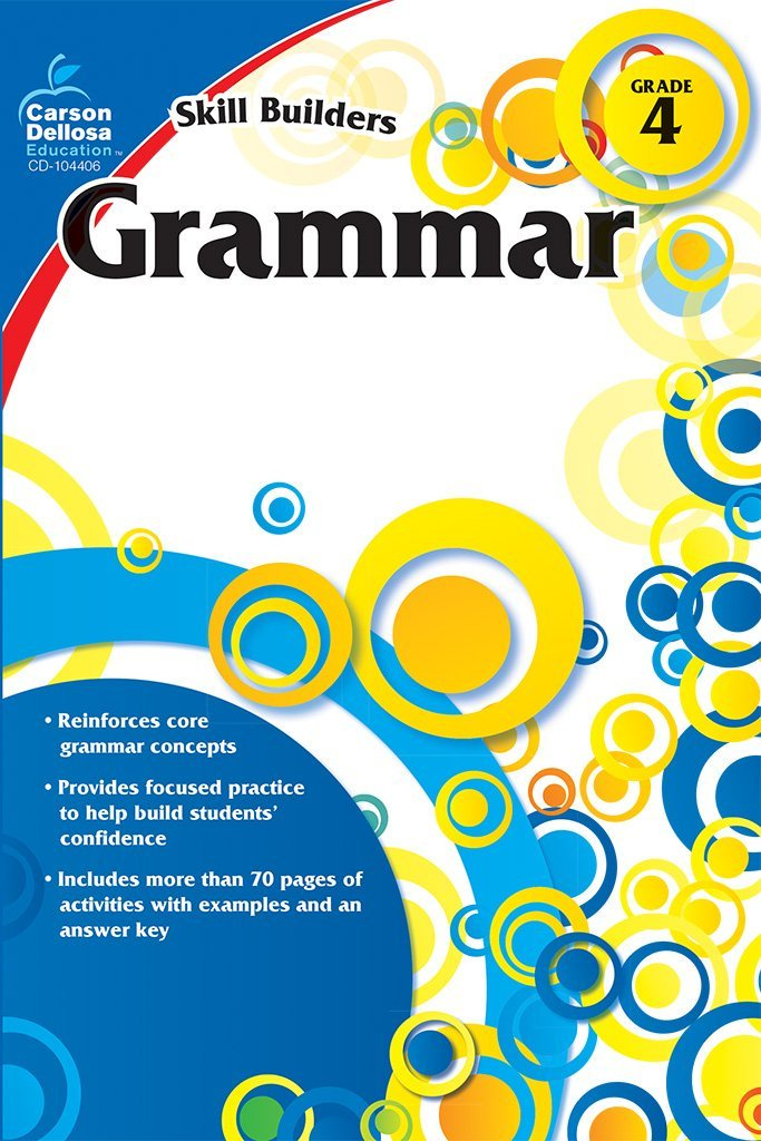 CD 104406 SKILL BUILDERS GRAMMAR G4