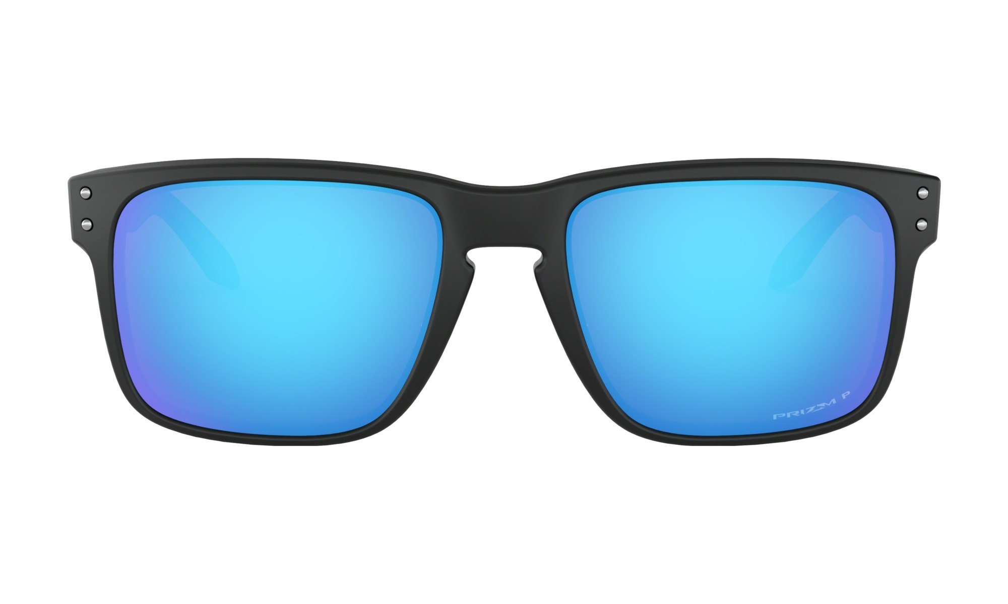 055a62fc60 Oakley Holbrook - Matte Black w Prizm Sapphire Polarized - Out There ...