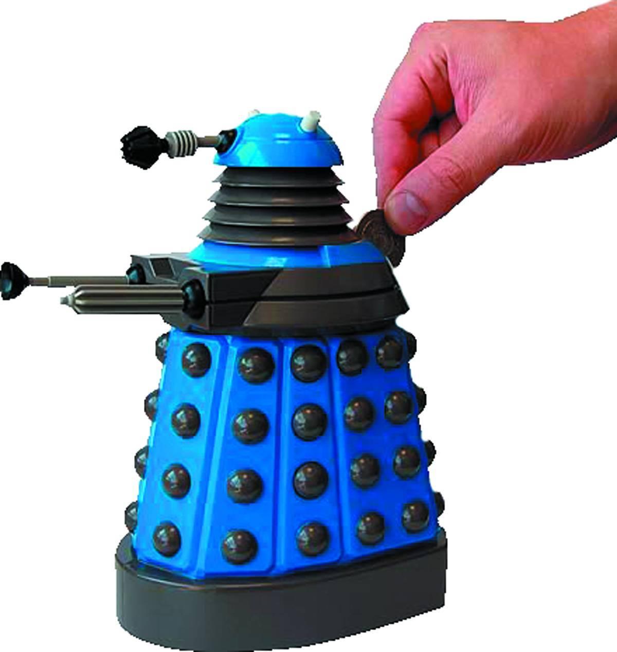 Doctor Who Dalek Talking Money Bank