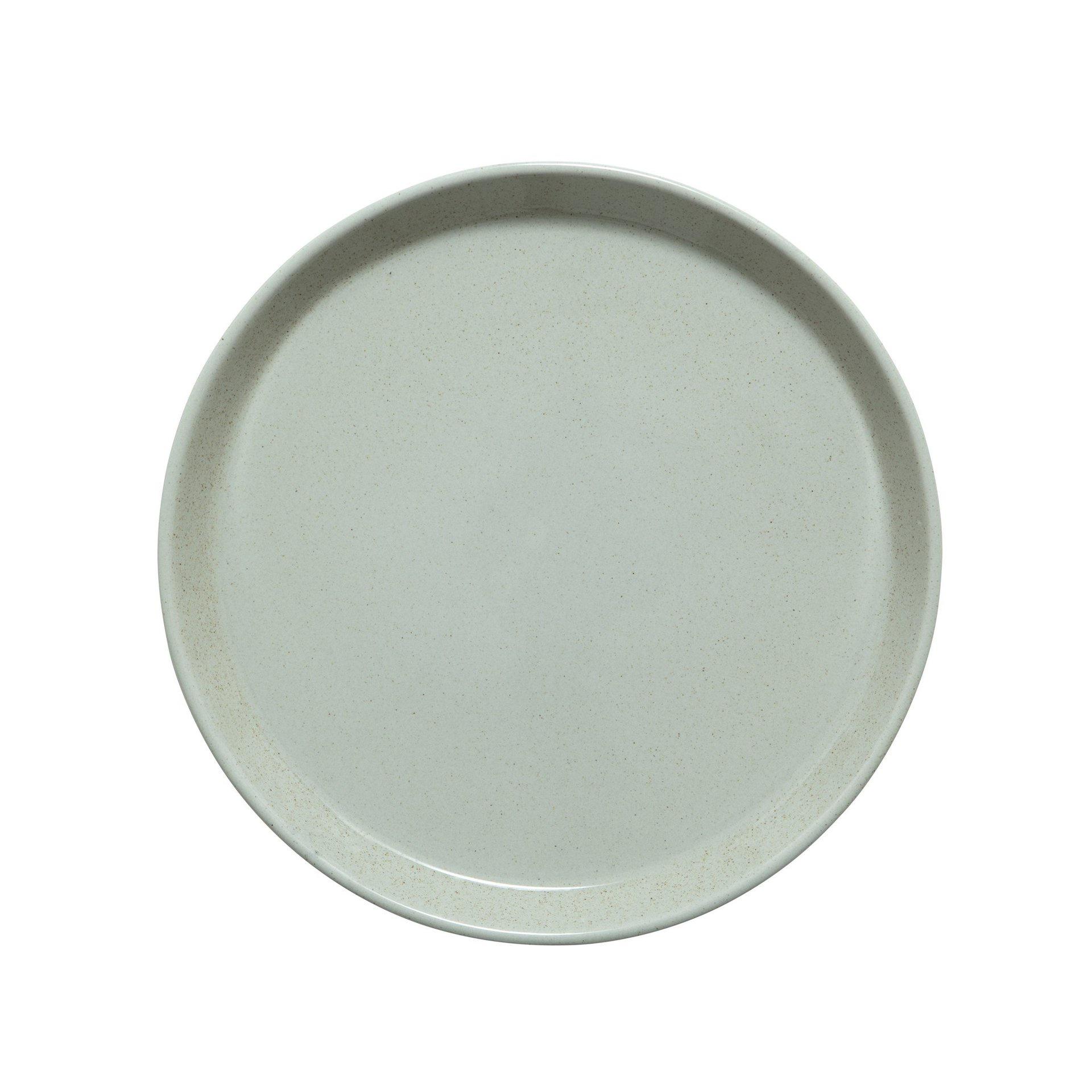 Milk & Sugar Alfie Dinner Plate Mist