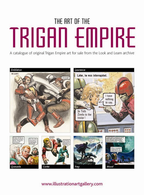Art of Trigan Empire