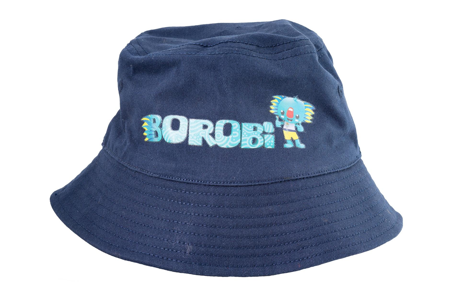 Borobi Mascot Bucket Hat Image