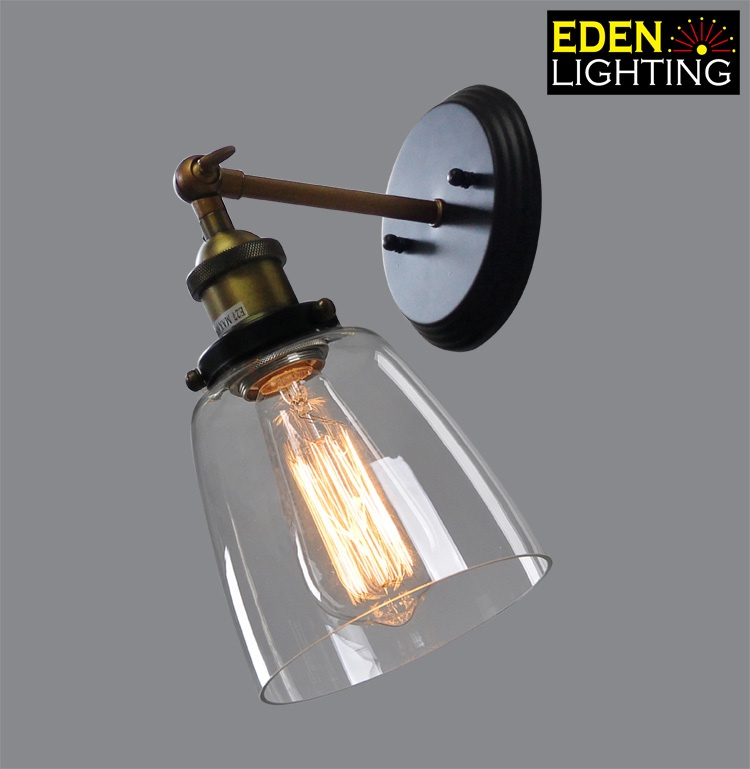 Industrial Wall Light Fitting