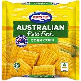 Birds Eye Field Fresh Frozen Corn Cobs