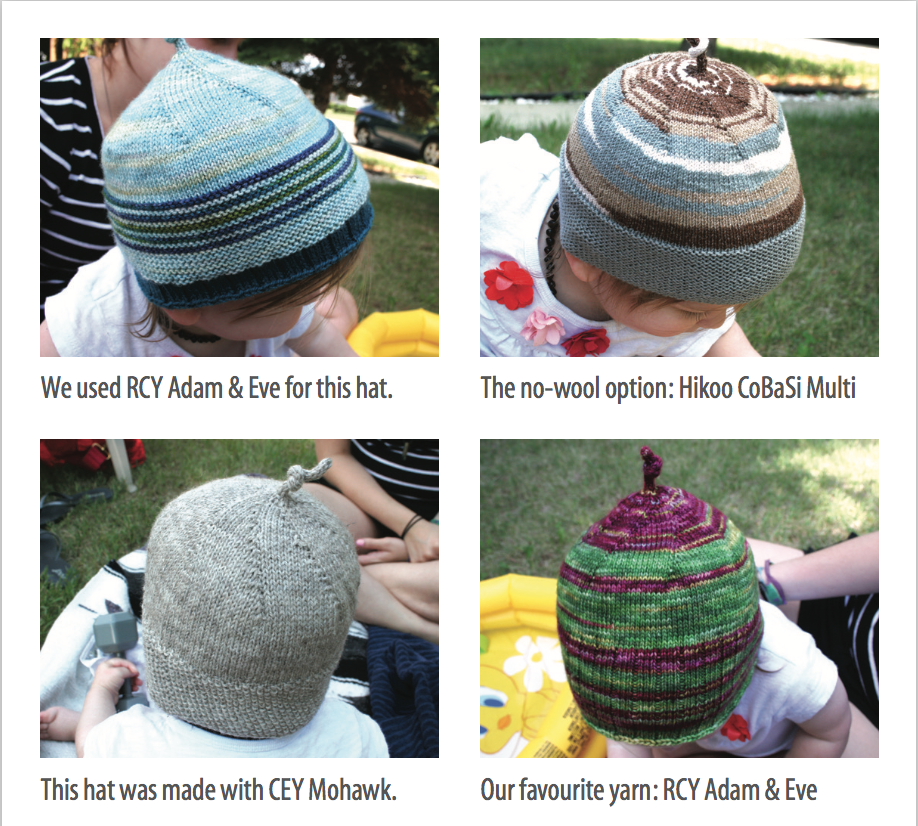 A Hat for Rachel Pattern   Online Store   River City Yarns