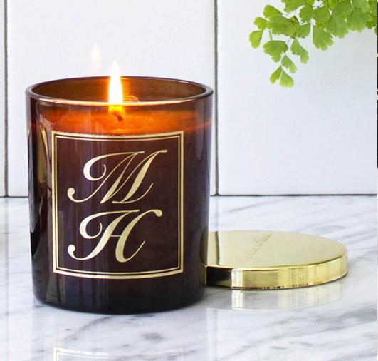 Mediterranean Fig 240g Soy Candle