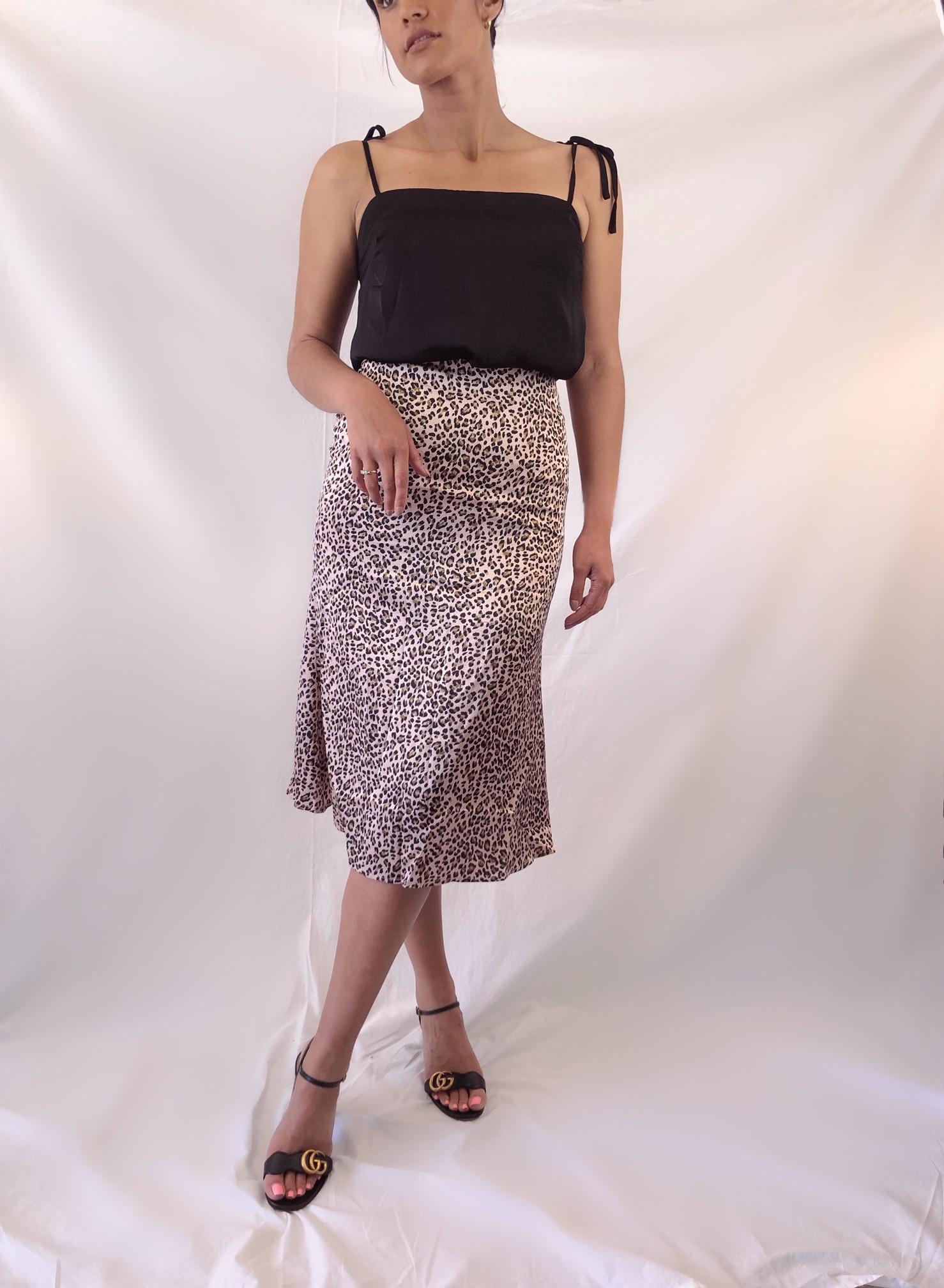 Kitty Slip Skirt