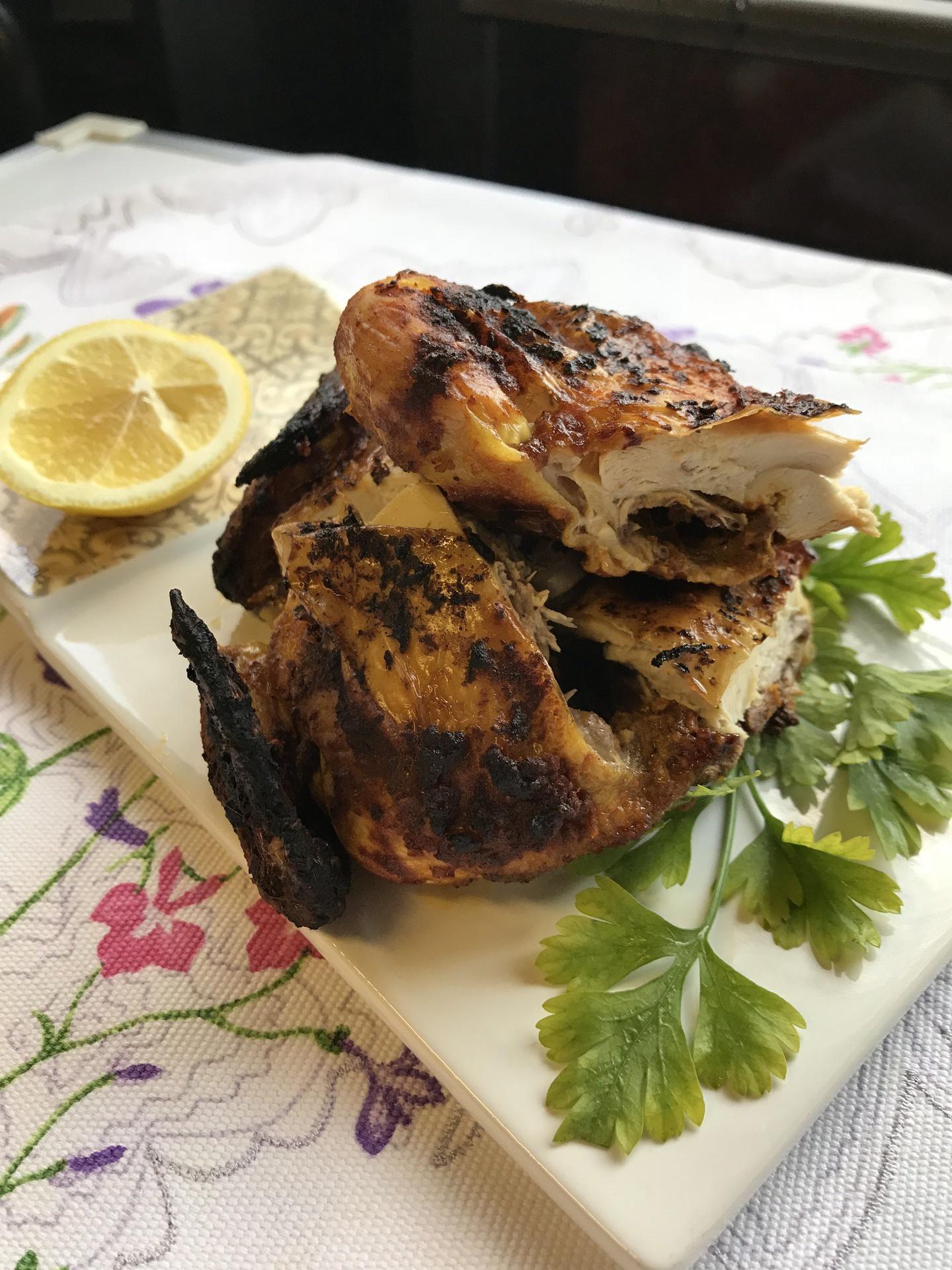2018-04-19 African Chicken 非洲雞