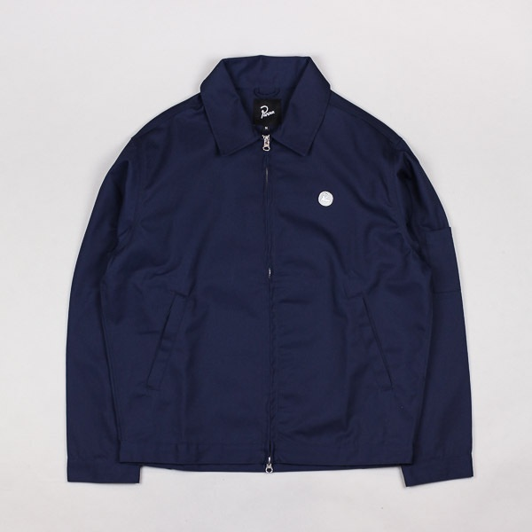 By Parra Garage Jacket Navy