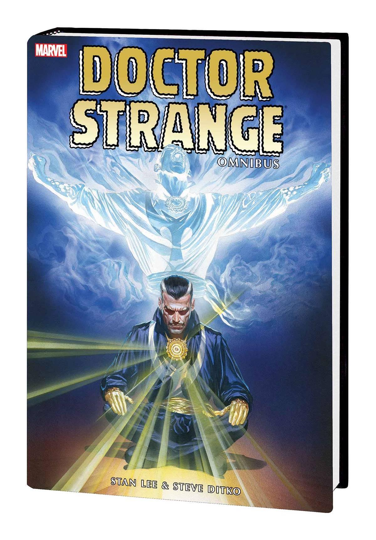 Doctor Strange Omnibus HC Vol 01 Ross Cvr