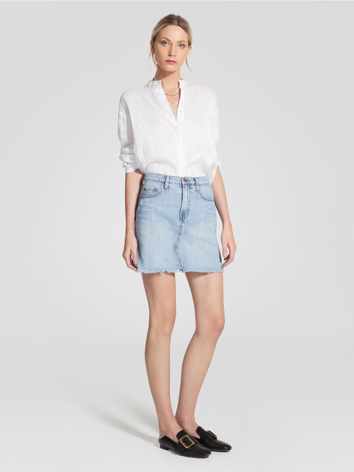 Nobody Denim Piper Skirt