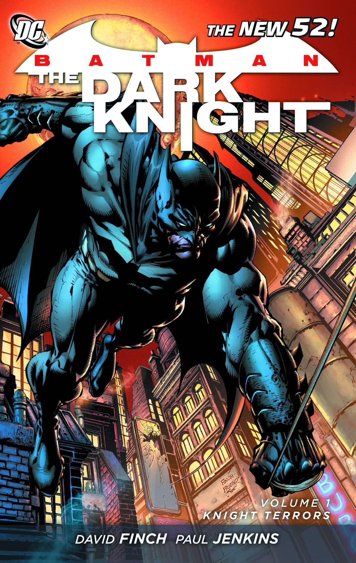 Batman Dark Knight Vol 01 Knight Terrors (N52)