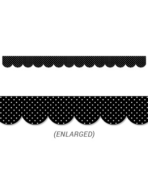 CTP 8344 BOLD AND BRIGHT SWISS DOT BORDER