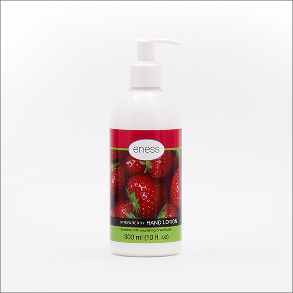 Strawberry Hand Lotion 300ml