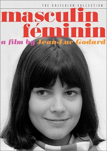 Masculin Feminin (Criterion region-1 DVD)