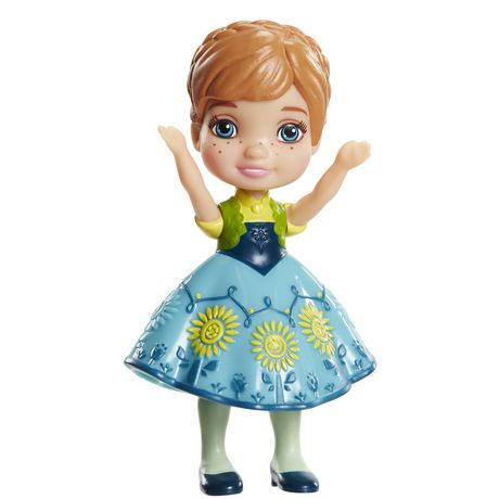 DISNEY FROZEN MINI TODDLER ANNA