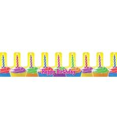 SC 0545119221 BIRTHDAY CUPCAKE CROWNS