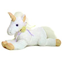 WHITE UNICORN VENUS 12 INCHES